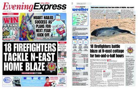 Evening Express – April 16, 2018