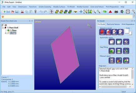 DeskArtes 3Data Expert 12.1.0.7