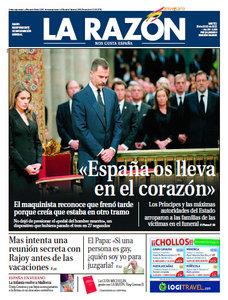La Razón - Martes, 30 De Julio De 2013