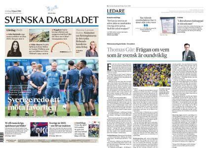 Svenska Dagbladet – 23 juni 2018