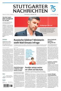 Stuttgarter Nachrichten - 16 September 2021