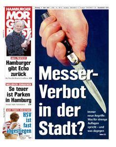Hamburger Morgenpost - 17. April 2018