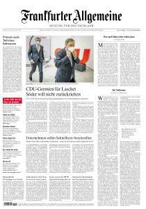 Frankfurter Allgemeine Zeitung - 13 April 2021