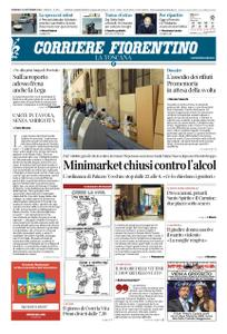 Corriere Fiorentino La Toscana – 30 settembre 2018