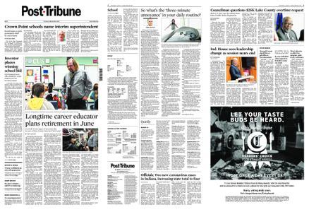 Post-Tribune – March 10, 2020