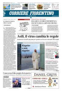 Corriere Fiorentino La Toscana - 15 Maggio 2020