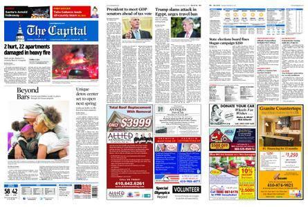 The Capital – November 25, 2017