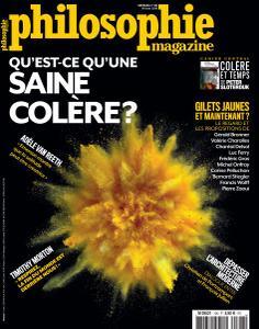 Philosophie Magazine France - Février 2019