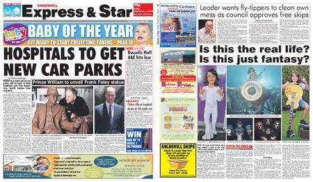 Express and Star Sandwell Edition – September 07, 2018