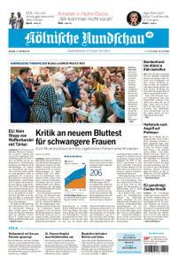 Kölnische Rundschau Rheinisch-Bergischer Kreis – 15. Oktober 2019
