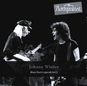 Johnny Winter - Rockpalast: Blues Rock Legends Vol. 3 (2011) 2 CDs