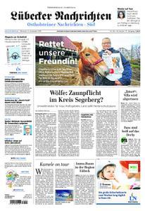Lübecker Nachrichten Ostholstein Süd - 14. November 2018