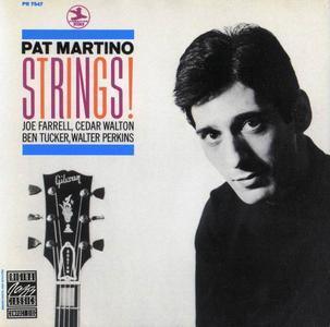 Pat Martino - Strings! (1967) [Reissue 1991]