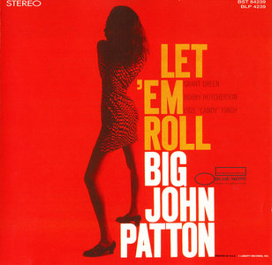 Big John Patton - Let 'Em Roll (1965) Reissue 1993