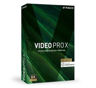 MAGIX Video Pro X12 v18.0.1.80 Multilingual