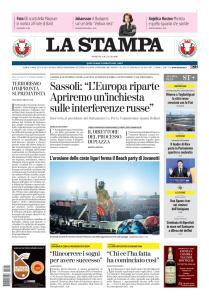 La Stampa Imperia e Sanremo - 21 Luglio 2019