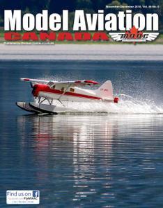 Model Aviation Canada - November/December 2018