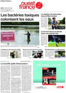 Ouest-France Édition France – 16 août 2019