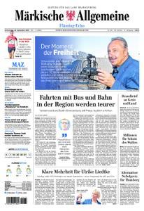 Märkische Allgemeine Fläming Echo - 26. September 2019