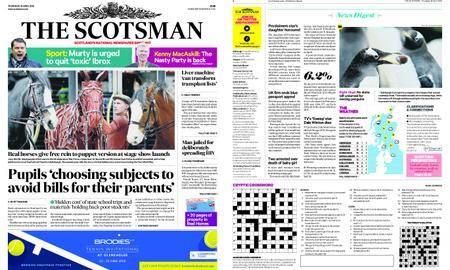 The Scotsman – April 19, 2018