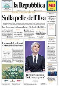 la Repubblica - 5 Novembre 2019