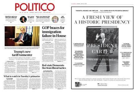 Politico – June 26, 2018