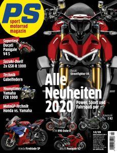 PS Germany - Dezember 2019