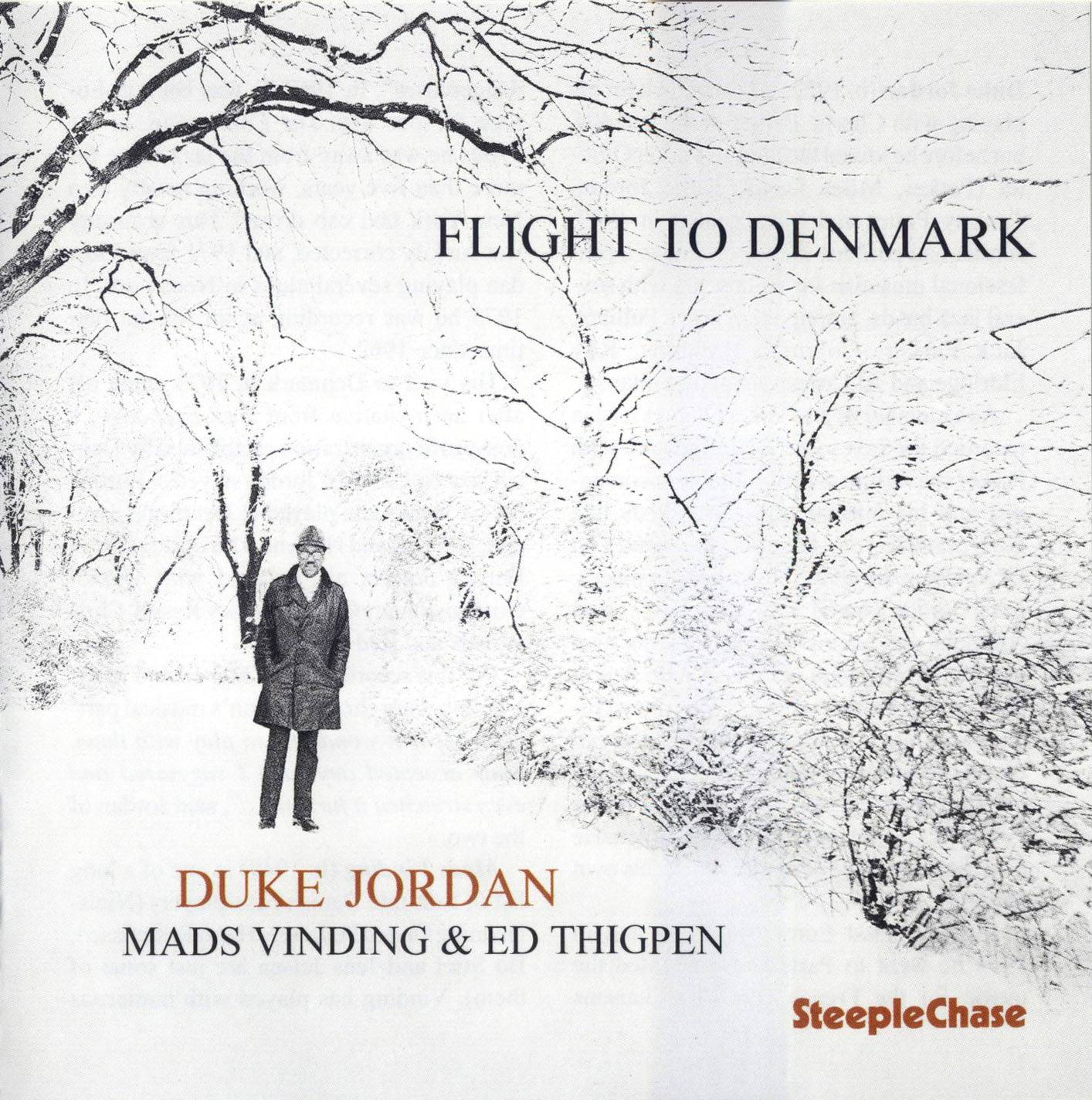 Duke Jordan Trio - Flight To Denmark (1973) Reissue 2008