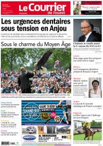Le Courrier de l'Ouest Angers – 31 mai 2019