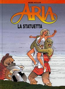 Aria - Volume 23 - La Statuetta