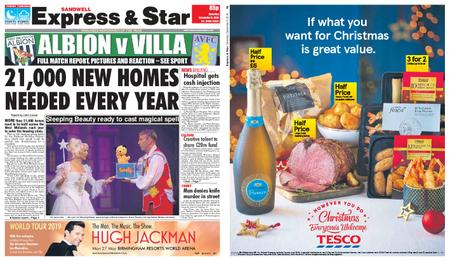 Express and Star Sandwell Edition – December 08, 2018