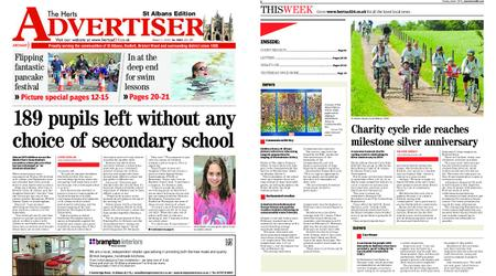 The Herts Advertiser – March 07, 2019