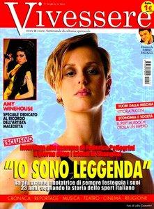 Vivessere N°10 - 11 Agosto 2011 - Il nuovo Settimanale di cultura e spettacolo