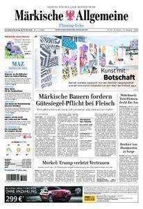 Märkische Allgemeine Fläming Echo - 12. Mai 2018