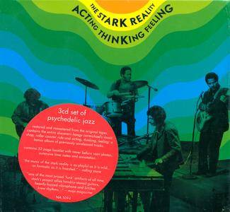 The Stark Reality - Acting, Thinking, Feeling: The Complete Works 1968-1978 (2013) 3CD Box Set