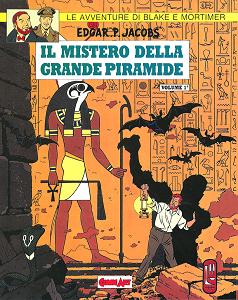 Le Avventure Di Blake & Mortimer - Volume 4 - Il Mistero Della Grande Piramide