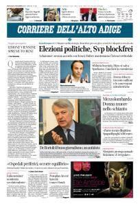 Corriere dell'Alto Adige - 29 Novembre 2017