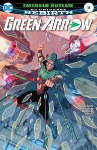 Green Arrow 014 2017 2 covers Digital Zone-Empire