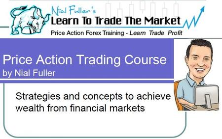 Nial Fuller's - Price Action Trading Course
