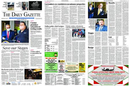 The Daily Gazette – September 09, 2020