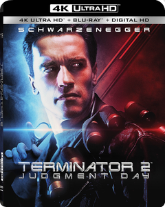 Terminator 2: Judgment Day 4K (1991)