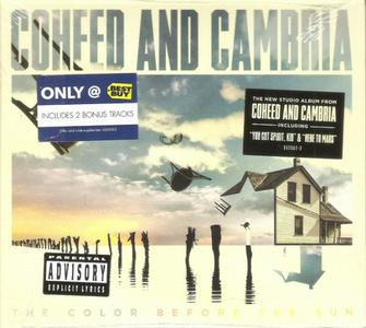Coheed And Cambria - The Color Before The Sun (Best Buy Exclusive) (2015) {300 Entertainment}