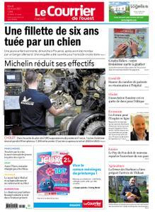 Le Courrier de l'Ouest Cholet – 23 mars 2021