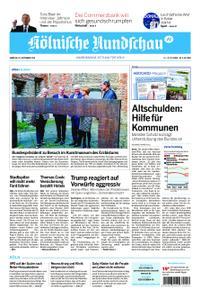 Kölnische Rundschau Wipperfürth/Lindlar – 28. September 2019