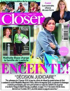 Closer France - 09 mars 2018