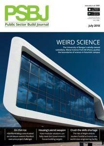 PSBJ/Public Sector Building Journal - July 2018