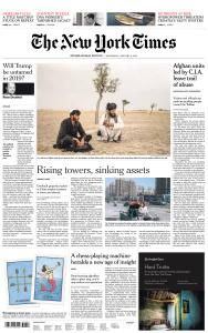 International New York Times - 2 January 2019