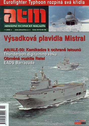 ATM 2006-11 (Armadni Technicky Magazin)
