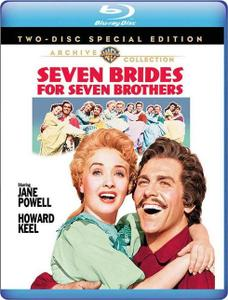 Seven Brides for Seven Brothers (1954) + Extra [w/Commentary]