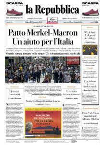 La Repubblica - 19 Maggio 2020